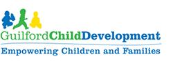 Guilford Child Development logo.