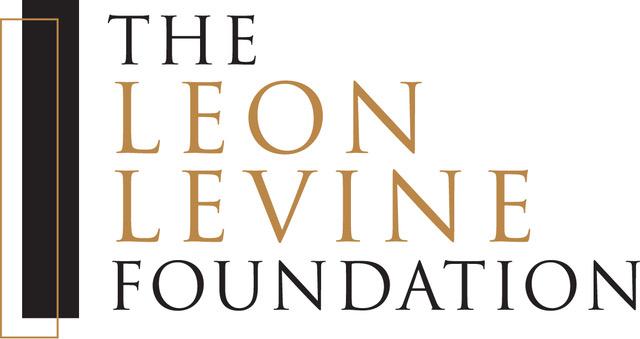 Logo for The Leon Levine Foundation.