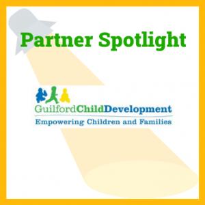 guilford child development logo
