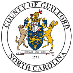 Guildford County seal.