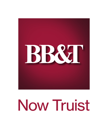 BB&T Now Truist Logo.