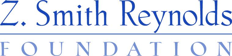 Z. Smith Reynolds Foundation logo.