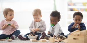 Click to download the Ready for School Ready for Life April 2021 newsletter on early childhood development