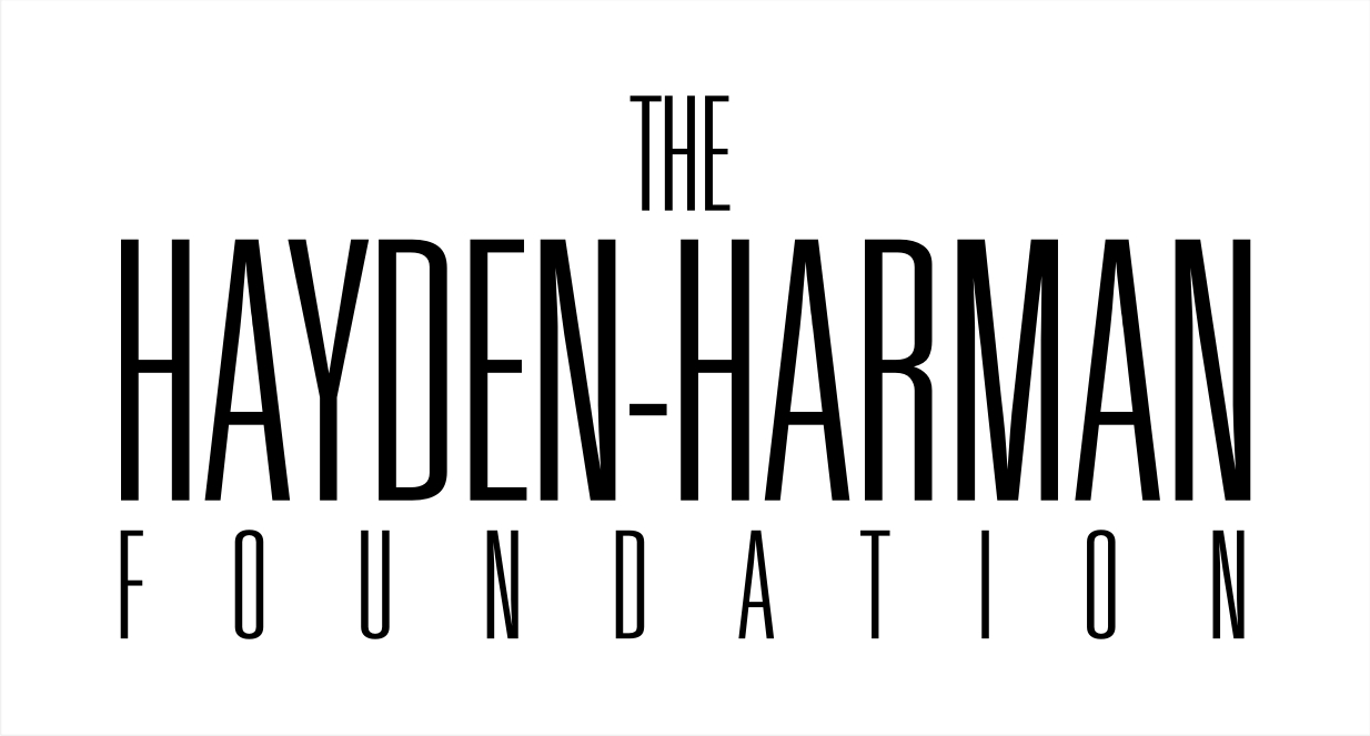 logo for the Hayden-Harman Foundation, a funder of Ready for School Ready for Life