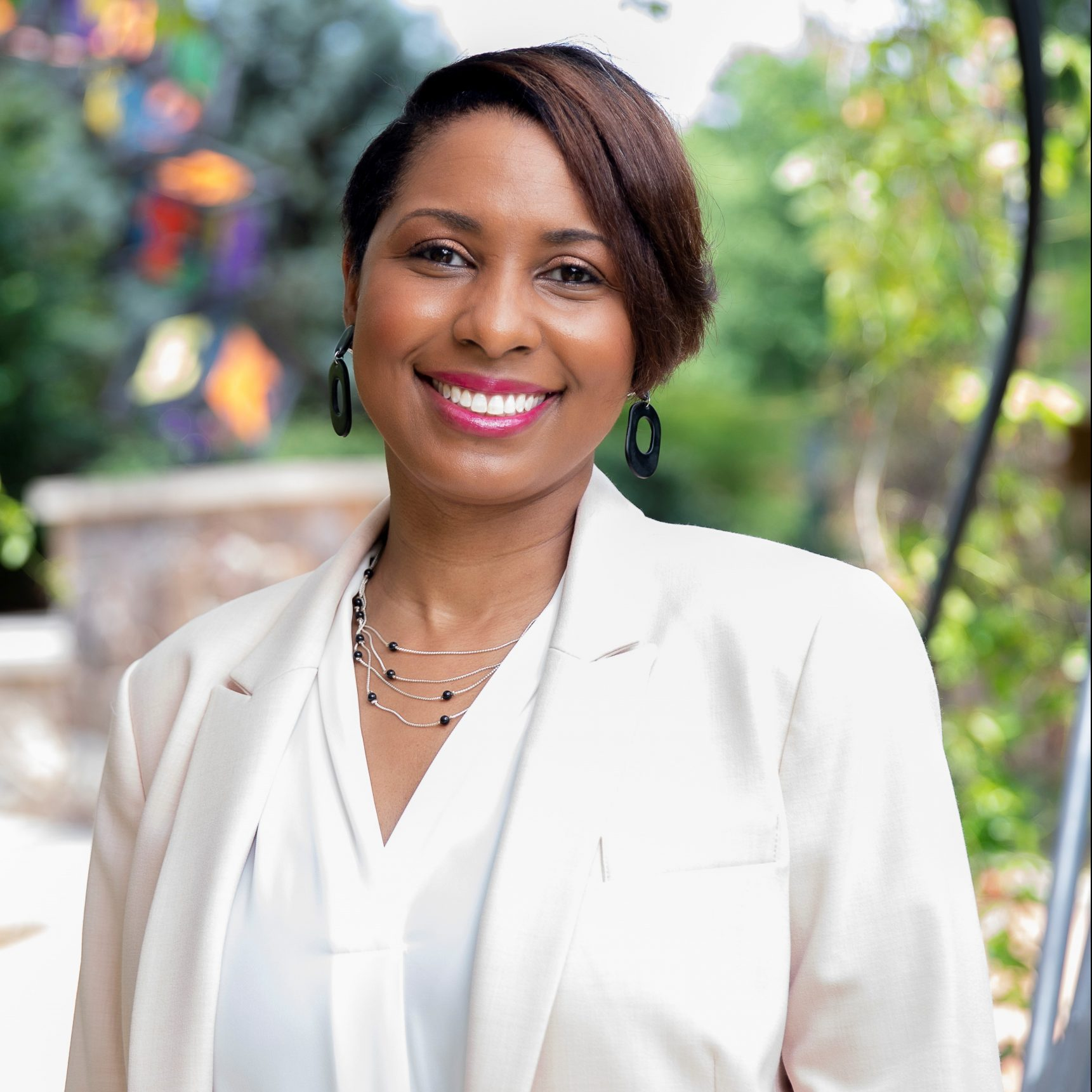 Headshot of Ready Ready CEO Charrise Hart. Click to see her bio.
