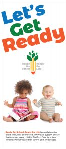 Click to download the Ready for School Ready for Life brochure