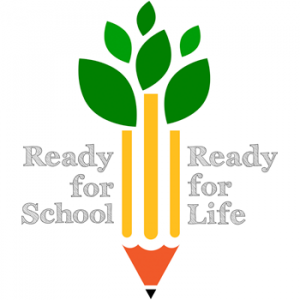 Ready for School Ready for Life logo