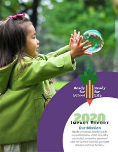 Click to download Ready for School Ready for Life's 2020 Imapct Report