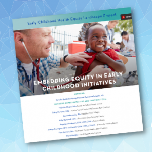 Cover of child trends report