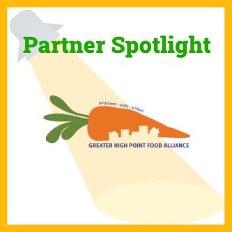 Partner Spotlight: Greater High Point Food Alliance